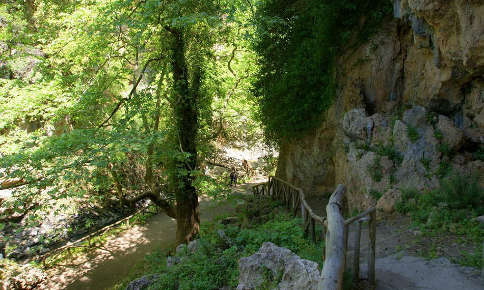 Patsou Gorge