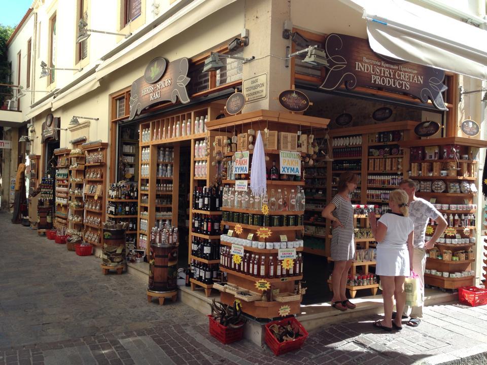 Cretan Olive Oil Spa