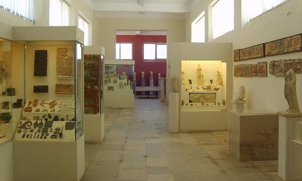 Archaeological Museum Delos