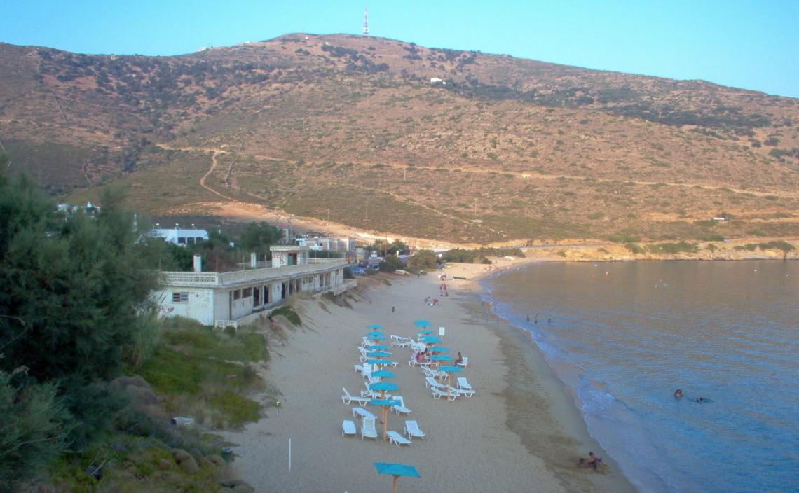 Kypri beach