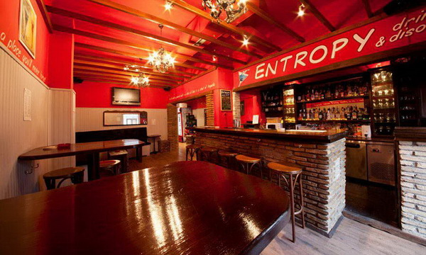 Entropy Bar