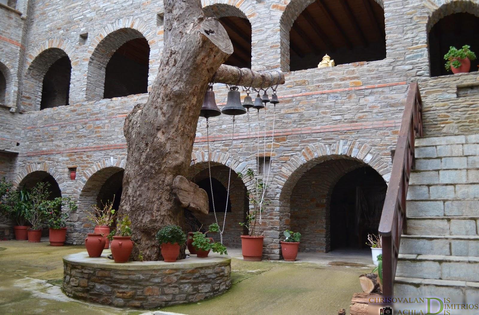 Agia Marina Monastery