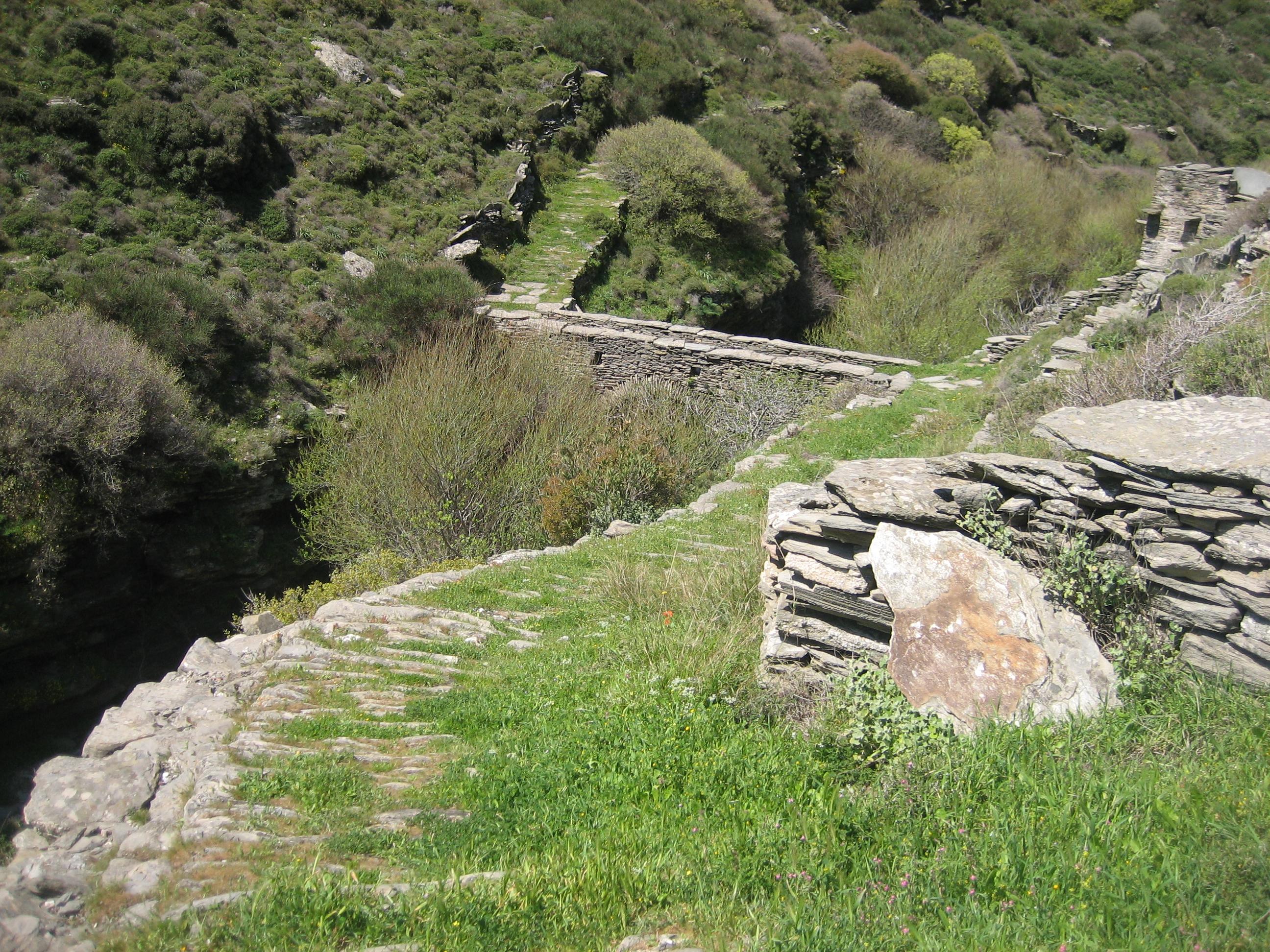 Dipotamata Gorge