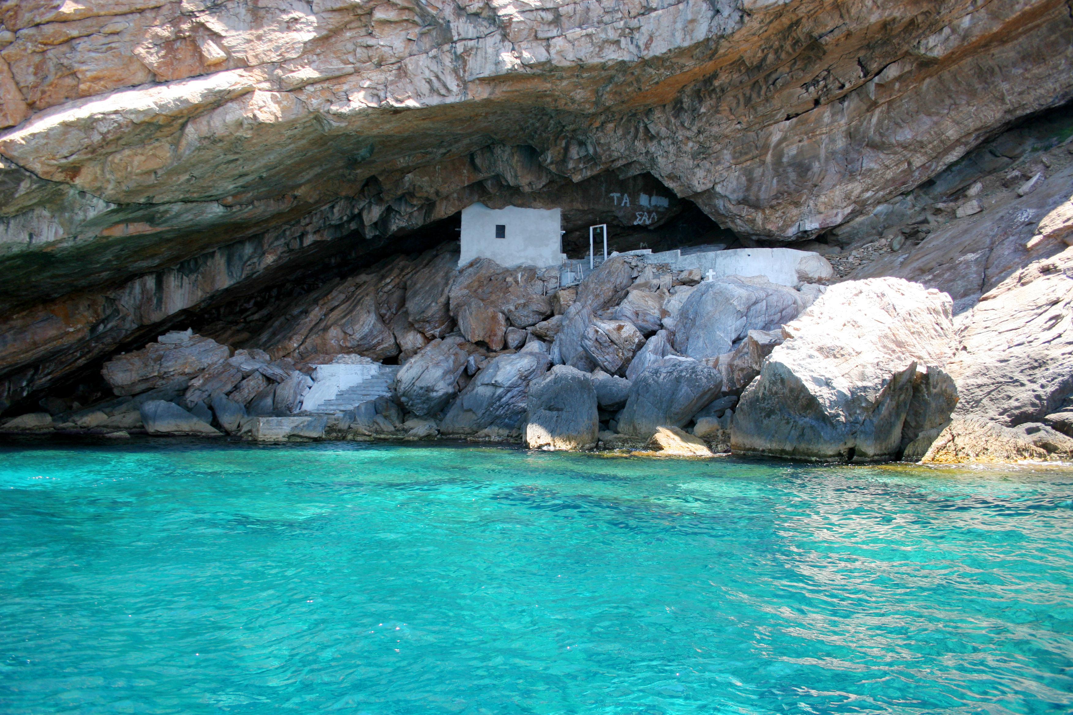 Agios Stefanos Cave
