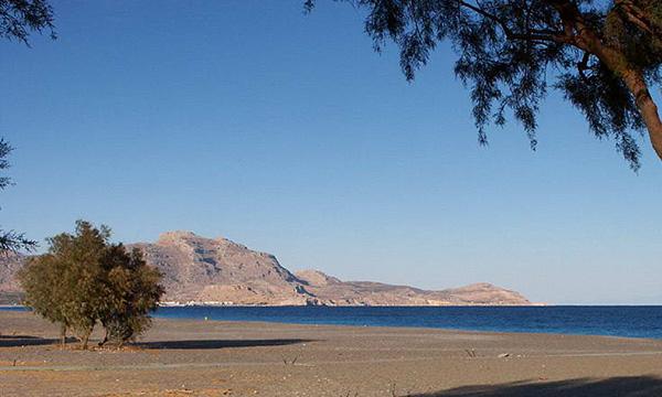 Kalathos beach