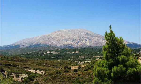 Ataviros mountain