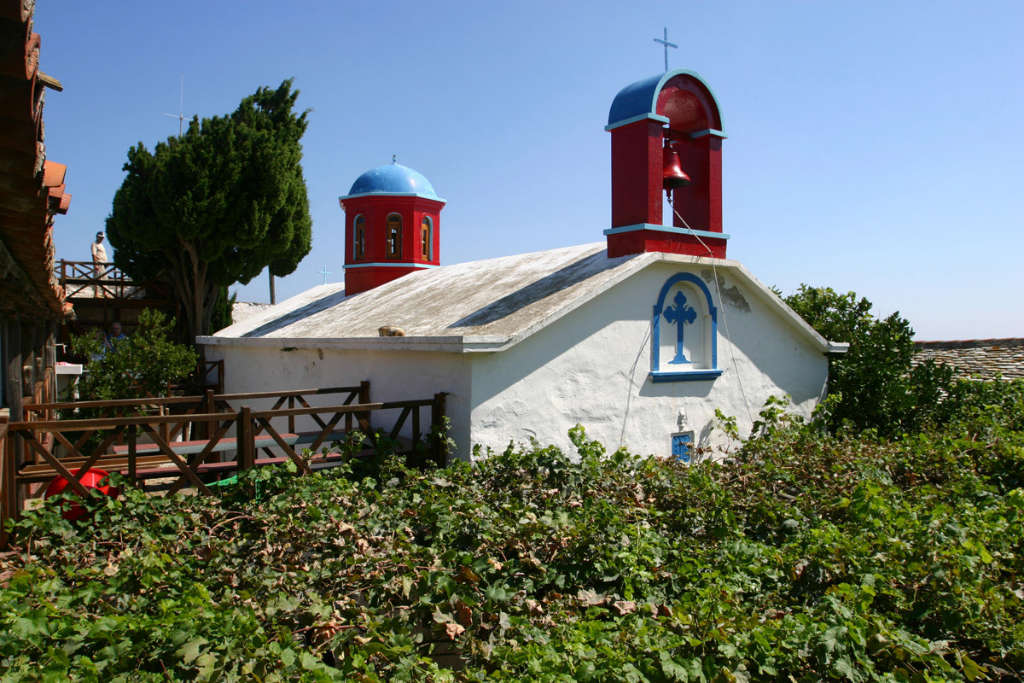 Kira Panagia Monastery