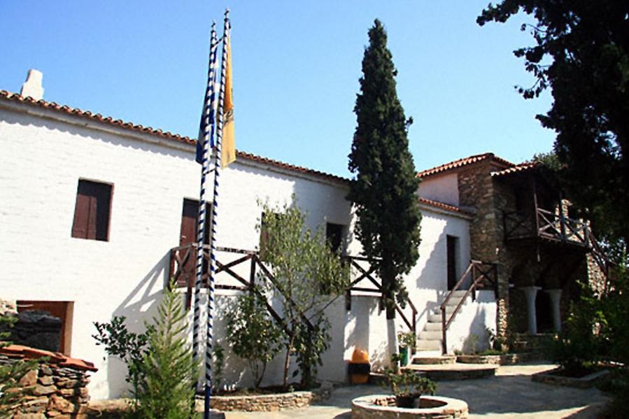 Agios Charalampos Monastery