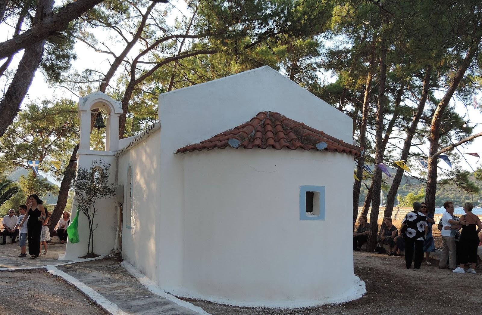 Church of Savior Lazaretto