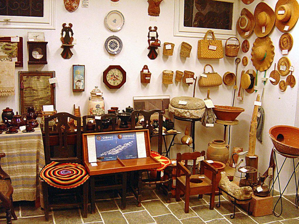 Folklore Museum Sifnos
