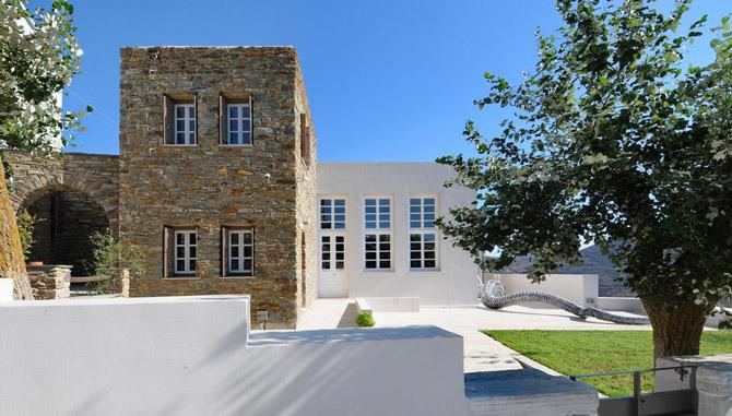 Kostas Tsoklis Museum